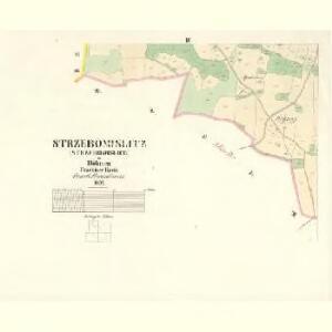 Strzebomislitz (Strzebomislice) - c8042-1-003 - Kaiserpflichtexemplar der Landkarten des stabilen Katasters