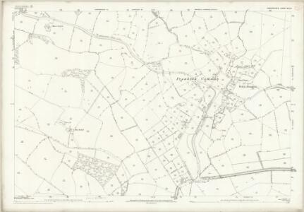 Shropshire XIII.9 (includes: Ellesmere Rural; Hordley; Whittington) - 25 Inch Map