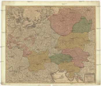 Germania Austriaca completens s. r. i. circulum Austriacum ut et reliquas in Germania augustissimae domui Austr. devotas terras haereditarias
