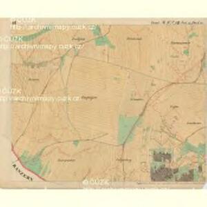 Doeschen - m0425-1-004 - Kaiserpflichtexemplar der Landkarten des stabilen Katasters