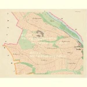Kozlau (Kozlow) - c3453-1-002 - Kaiserpflichtexemplar der Landkarten des stabilen Katasters