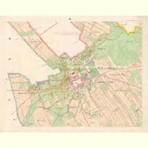 Schluckenau - c7751-1-002 - Kaiserpflichtexemplar der Landkarten des stabilen Katasters