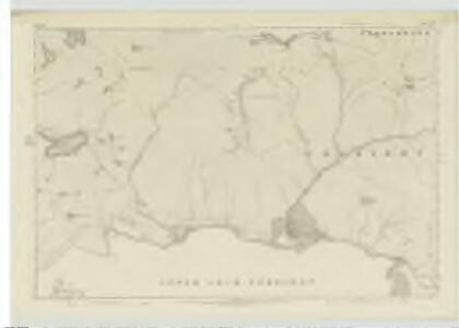 Ross-shire & Cromartyshire (Mainland), Sheet LXXXI - OS 6 Inch map