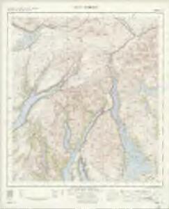 Loch Lomond - OS One-Inch Map