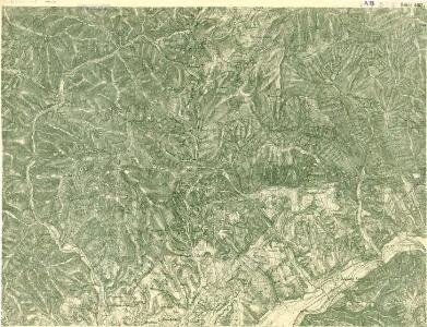 III. vojenské mapování 4462/4