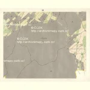 Rudelzau (Rudlawic) - m2640-1-011 - Kaiserpflichtexemplar der Landkarten des stabilen Katasters