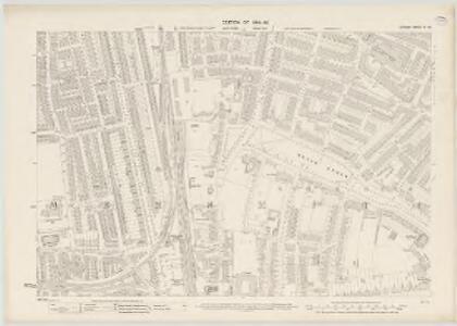 London VI.96 - OS London Town Plan