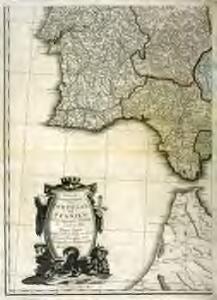 Neueste Generalkarte von Portugal und Spanien, 4