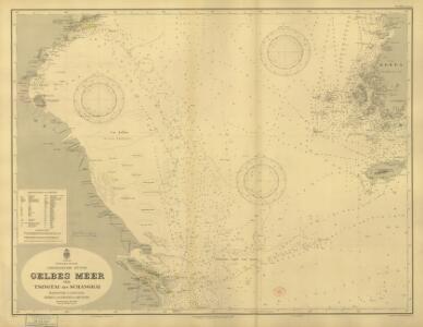 N.-Stiller Ocean. Chinesische Küste