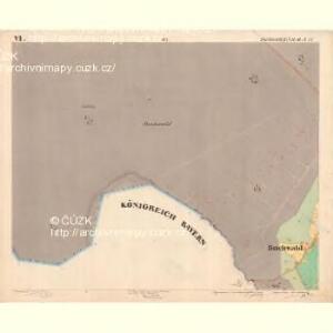 Buchwald - c0626-1-009 - Kaiserpflichtexemplar der Landkarten des stabilen Katasters