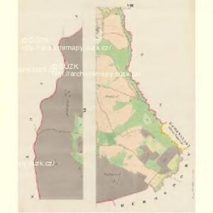 Dittersdorf (Czerny) - m0370-1-007 - Kaiserpflichtexemplar der Landkarten des stabilen Katasters