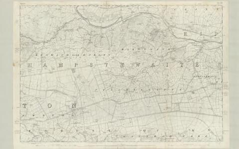 Yorkshire 153 - OS Six-Inch Map