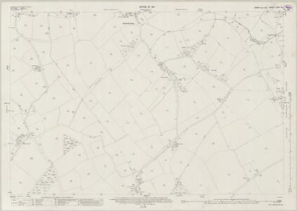 Essex (New Series 1913-) n XXV.14 (includes: Bardfield Saling; Great Saling; Stebbing) - 25 Inch Map