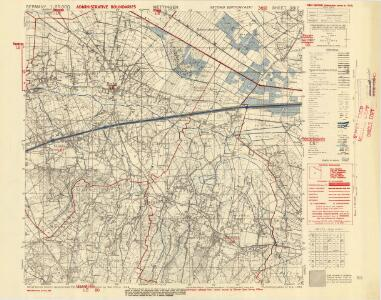 Germany 1:25,000, Mettingen