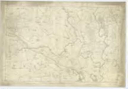 Dumfriesshire, Sheet XLII - OS 6 Inch map