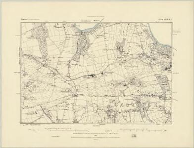 Cornwall XXIX.NW - OS Six-Inch Map