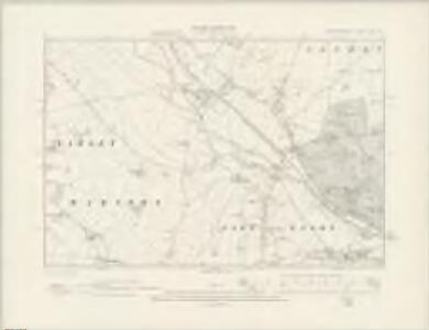 Staffordshire XXX.SE - OS Six-Inch Map