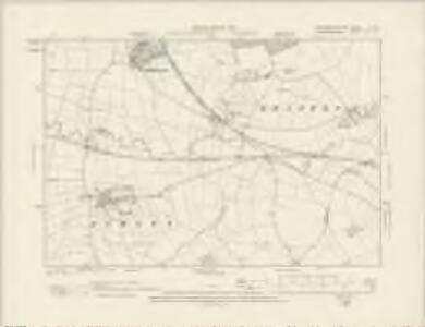 Northamptonshire X.SE - OS Six-Inch Map