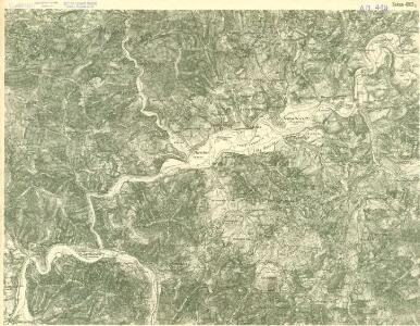 III. vojenské mapování 4362/2