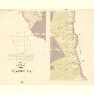 Neu Hrosenkau (Nowi Heasenkow) - m2073-1-034 - Kaiserpflichtexemplar der Landkarten des stabilen Katasters