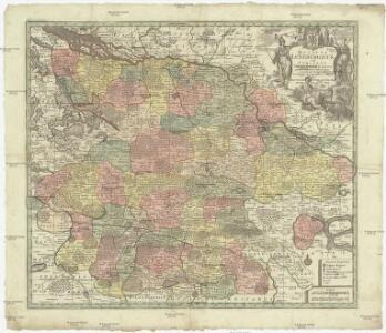 Ducatus Luneburgicus cum comitatu Dannebergensi