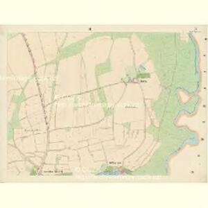 Eger - c2481-1-003 - Kaiserpflichtexemplar der Landkarten des stabilen Katasters