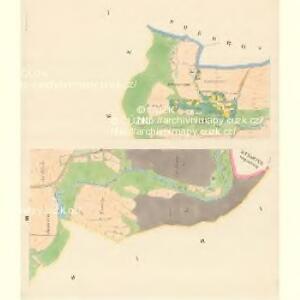 Zdár - c9353-1-001 - Kaiserpflichtexemplar der Landkarten des stabilen Katasters