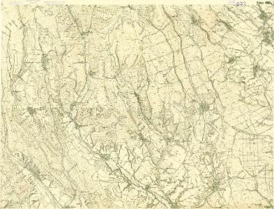 III. vojenské mapování 4663/3