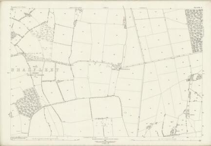 Hampshire and Isle of Wight XCIV.4 (includes: Calbourne; Newport) - 25 Inch Map