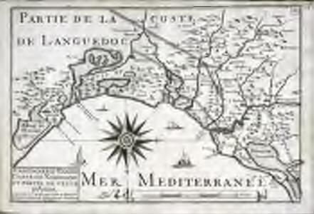 Capitainerie garde coste de Narbonne et partie de celle d'Agde