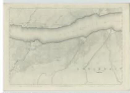 Perthshire, Sheet XXXVI - OS 6 Inch map