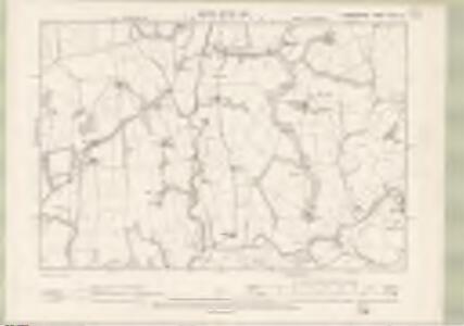 Dumfriesshire Sheet XLIII.SE - OS 6 Inch map