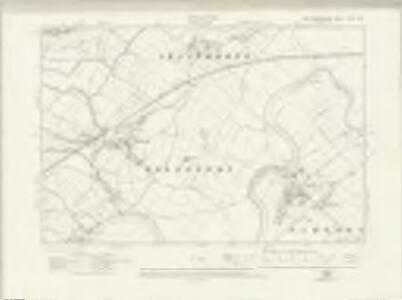 Nottinghamshire XXXV.NW - OS Six-Inch Map