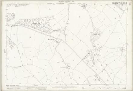 Buckinghamshire XLI.2 (includes: Bledlow cum Saunderton; Radnage) - 25 Inch Map