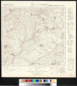 Meßtischblatt 5628 : Königshofen i. Grabfeld, 1943