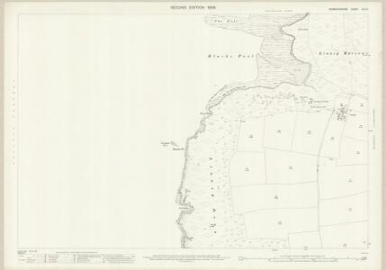 Pembrokeshire XLII.5 (includes: Castlemartin) - 25 Inch Map