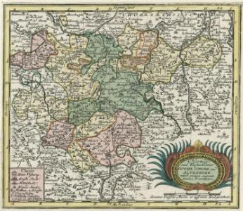 Hertzog- und Fürstenthümer Gotha, Coburg und Altenburg nebst andern angrantzenden Provintzien