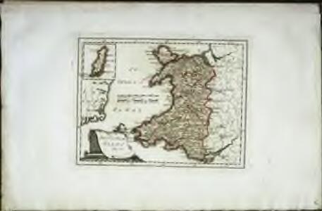 Das Fürstenthum Wales