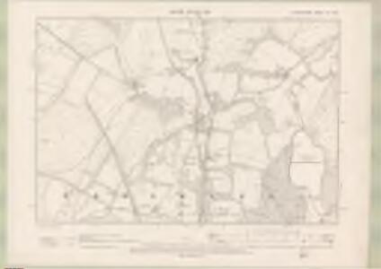 Peebles-shire Sheet VI.SW - OS 6 Inch map