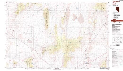 Timpahute Range