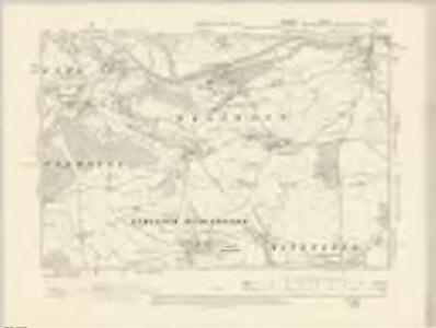Somerset XXI.NE - OS Six-Inch Map