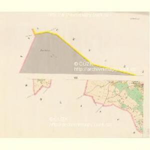 Ritschka (Rička) - c6717-1-001 - Kaiserpflichtexemplar der Landkarten des stabilen Katasters