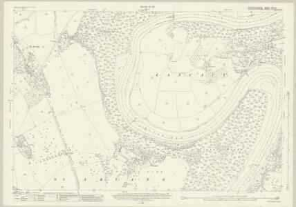 Monmouthshire XXVI.9 (includes: St Arvans; Tidenham; Tintern) - 25 Inch Map