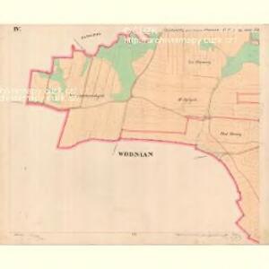 Cziczienitz - c1005-1-004 - Kaiserpflichtexemplar der Landkarten des stabilen Katasters