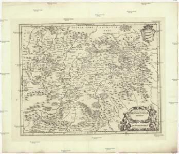 Nova et accurata Transylvaniae descriptio