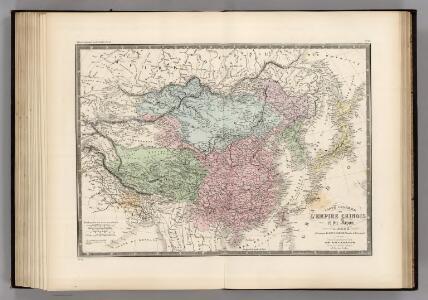 Empire Chinois et Japon.
