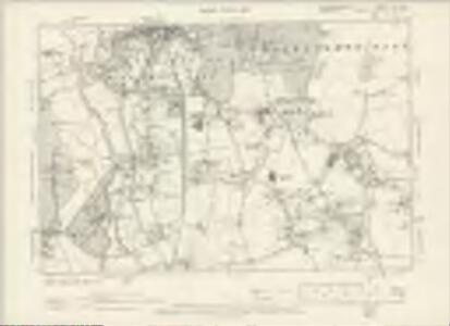 Buckinghamshire LIV.SW - OS Six-Inch Map