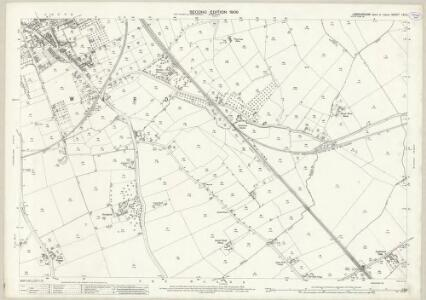 Lincolnshire LVI.2 (includes: Keddington; Legbourne; Louth; Stewton) - 25 Inch Map