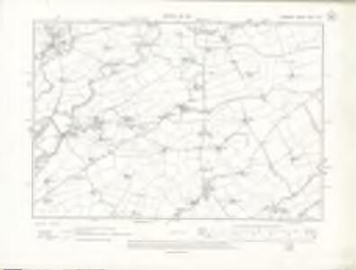 Ayrshire Sheet XVIII.NE - OS 6 Inch map