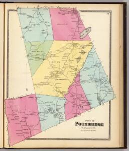Poundridge, Town.